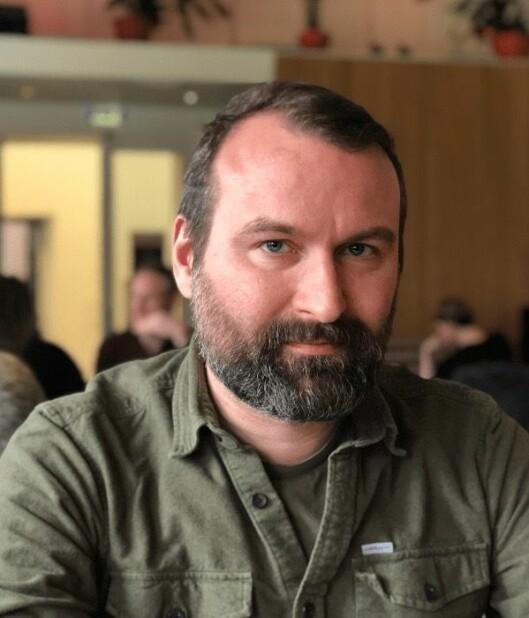 SV-politikar Mikkel Grüner i Bergen