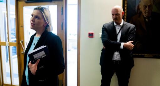Listhaug-rådgiver ble ikke hørt i PFU - Dagens Næringsliv brøt ikke god presseskikk