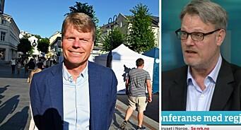 – En av de som har imponert mest i år er Hallvard Sandberg i NRK