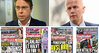 Hagen-saken var på 90 prosent av Dagbladets papirforsider i mai. Forsvareren er kritisk