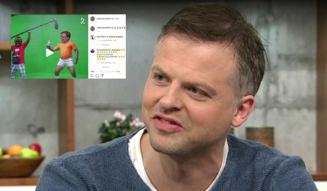 Kristian von Streng Hæhre har hatt stor suksess med videoene han har laget for TV 2 Sportens sosiale medier.