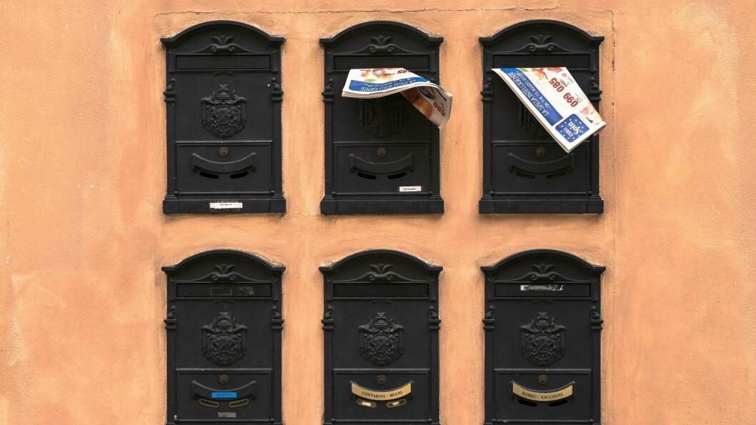 Papiravisene  vil fortsatt komme frem til abonnentene i tide, også i distriktene.