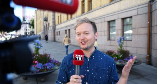 VGTV-profilen Espen (27) har endelig fått fast jobb: –Kjempegøy