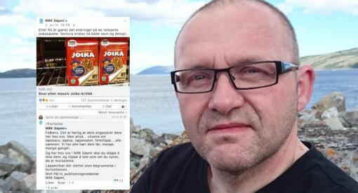 NRK tar grep mot samehets i Joikakake-debatten: – Avsporing og latterliggjøring
