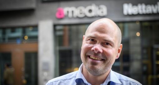 Amedia oppretter eget gravefond: – Ekstremt viktig å sette dagsorden
