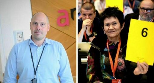 De ansatte håper Amedias nye konsernsjef vil bidra til forsoning