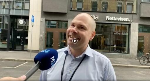 Den nye Amedia-sjefen: – Vi er Norges viktigste