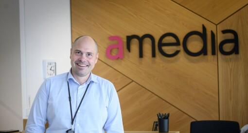 Amedia-sjefen øyner 700 000 abonnenter i 2021: – Et edruelig mål