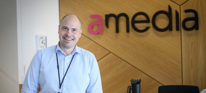 Amedia-sjefen strålende fornøyd med oppkjøpet av Nationen: – En juvel