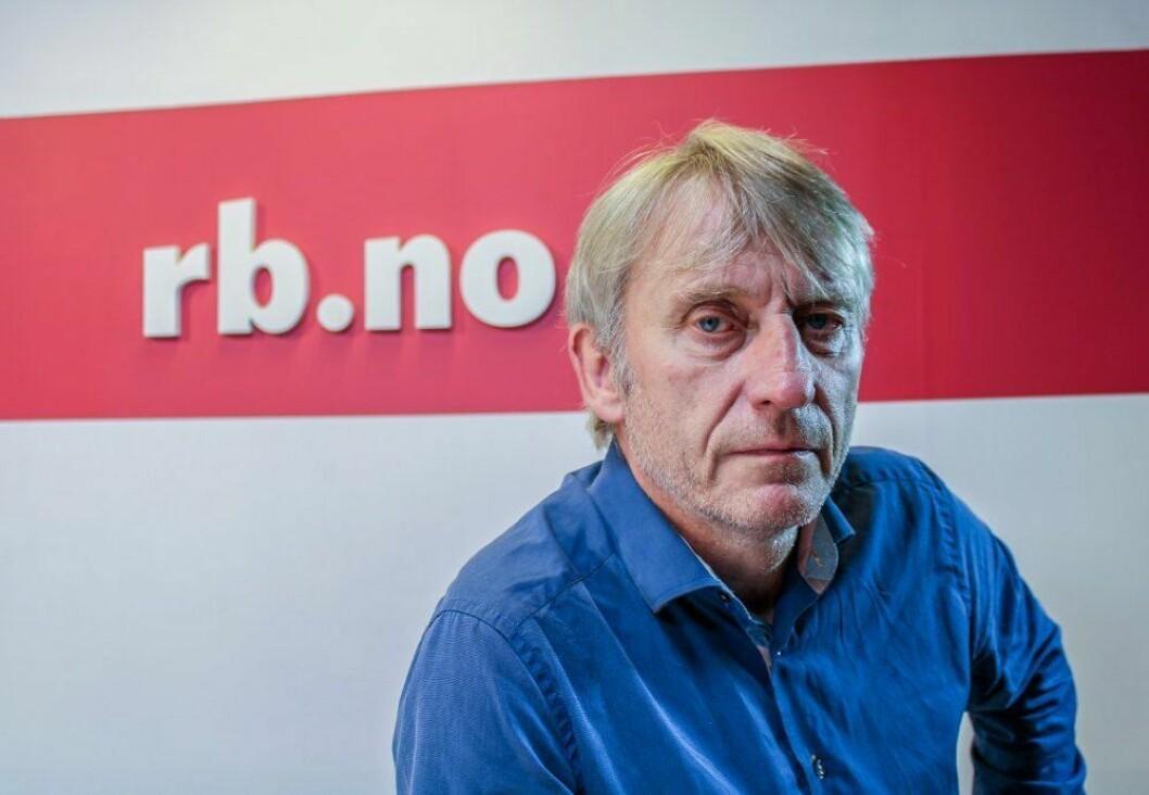 Magne Storedal forlater RB-huset for en midlertidig Amedia-jobb.