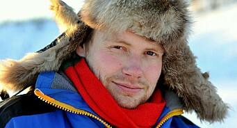 Carl-Gøran (39) blir NRK Sápmis nye programredaktør
