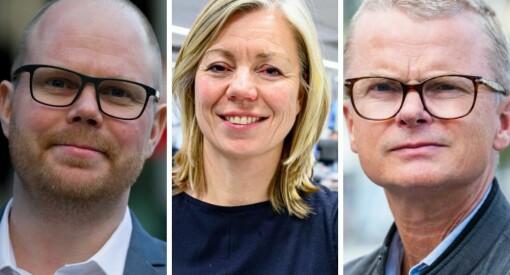 Presse-Norge styres av flere redaktører uten journalistutdanning