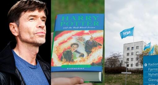 NRKs karakterdrap på J.K. Rowling – en publiseringsfarse i mange akter