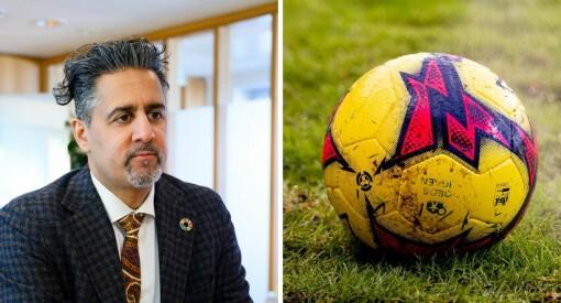 Raja nekter breddefotballen å starte opp. Det koster Amedia abonnenter