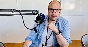 Anders Opdahl (41) innrømmer at han er litt «cowboy». Nå skal han lede 2.000 ansatte i Amedia
