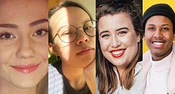 Unge journalister om fremtiden i mediene: Ønsker mindre clickbait, mer mangfold og flere faste jobber