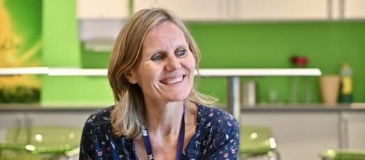 NRK-toppen Helje Solberg er årets redaktør