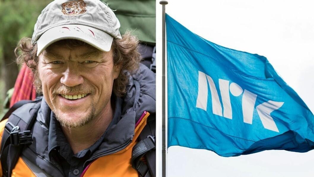 Lars Monsen og NRK misbrukes i falske artikler om bitcoins.