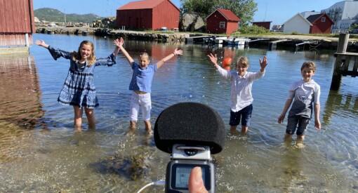 Aftenposten Junior- podkastene er blitt en suksess: Nå er en ny lansering på vei