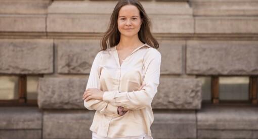 Ingvild Fylling (22) fast ansatt som nyhetsjournalist i Medier24