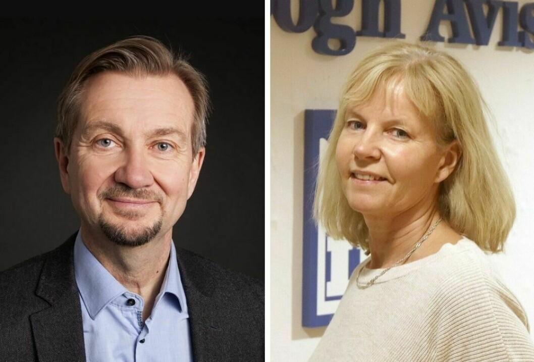 Trygve Aas Olsen er kritisk til sak skrevet av redaktør Eli Grotle i Sogn Avis.