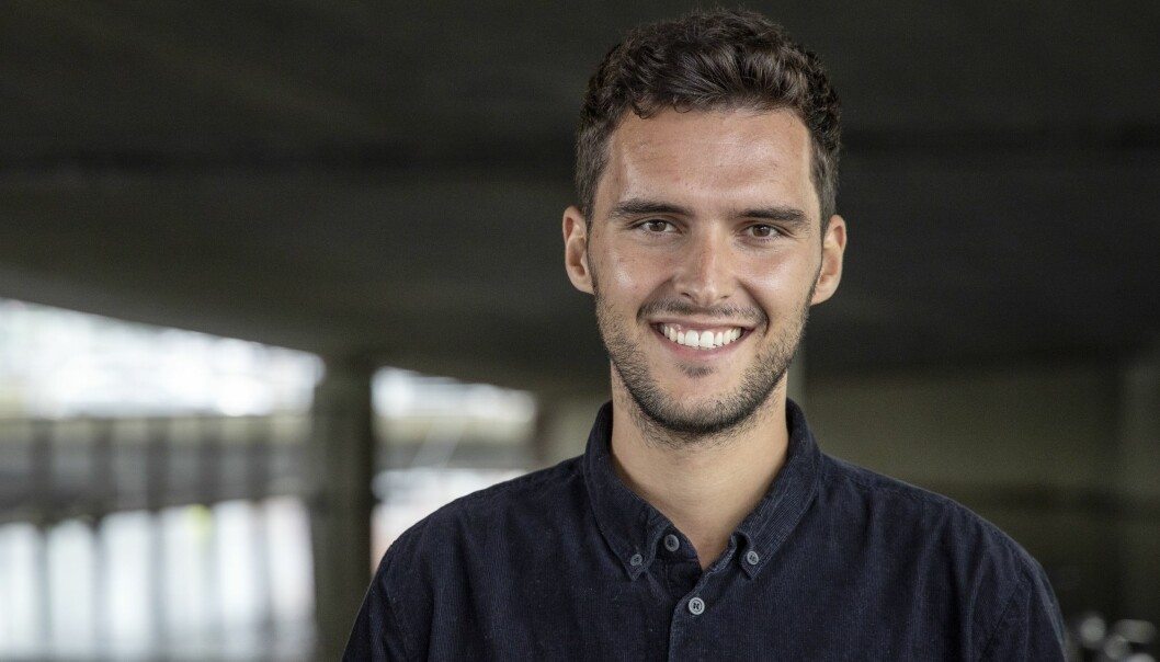 Arilas Berg Ould-Saada blir TV 2s nye fotballkorrespondent.
