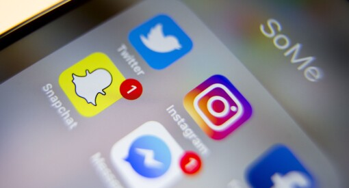 Ferske tall: Sosiale medier er de unges viktigste nyhetskilde