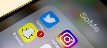 Von der Leyen ber USA stramme inn mot sosiale mediegiganter