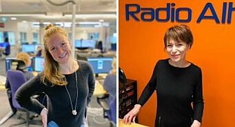 Sofie (32) og Hanne (48) ansatt hos NRK i Alta: – Overraskende at ikke flere ønsker seg til Nord-Norge