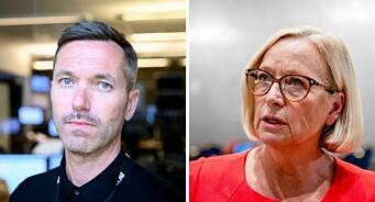 Politikertopp reagerer på NRK-sak: – Merkelig journalistikk