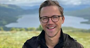 Arne Fredrik (29) blir NRKs nye gravejournalist: – En drøm som går i oppfyllelse