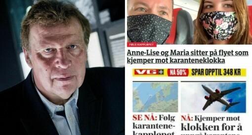Tidligere NRK-profil ut mot korona-dekning: – Vemmelig journalistikk