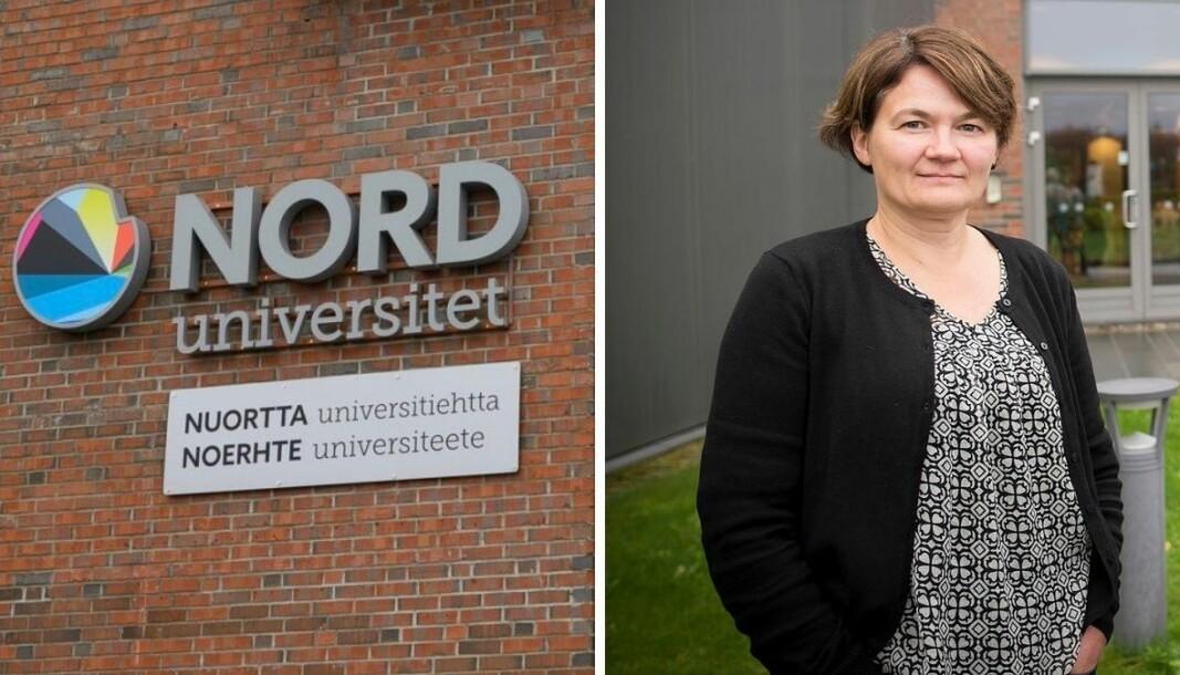 Professor ved Fakultetet for Samfunnsvitenskap ved Nord Universitet, Birgit Røe Mathisen.