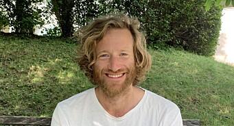 Martin (36) er ny nettjournalist i NRK: – Skal videreutvikle historiefortelling på nett