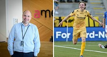 Amedia kapret ettertraktede fotballrettigheter: – Et premium-objekt
