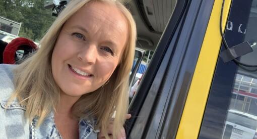 Gikk tom for bensin da hun skulle intervjue Jan Eggum: – Jeg våget så vidt å møte opp