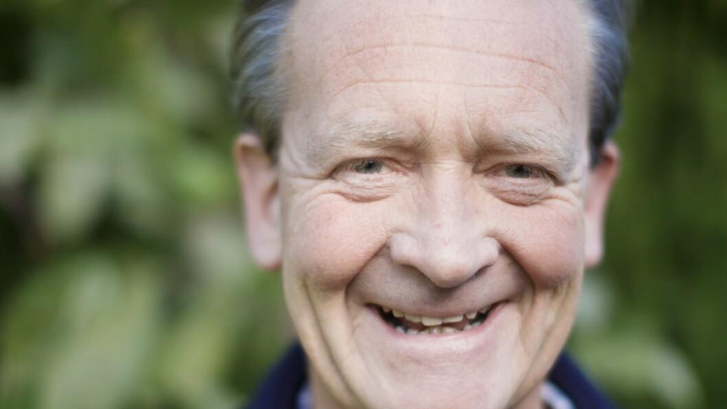 Hans Geelmuyden gir seg etter 31 år som GK-sjef.