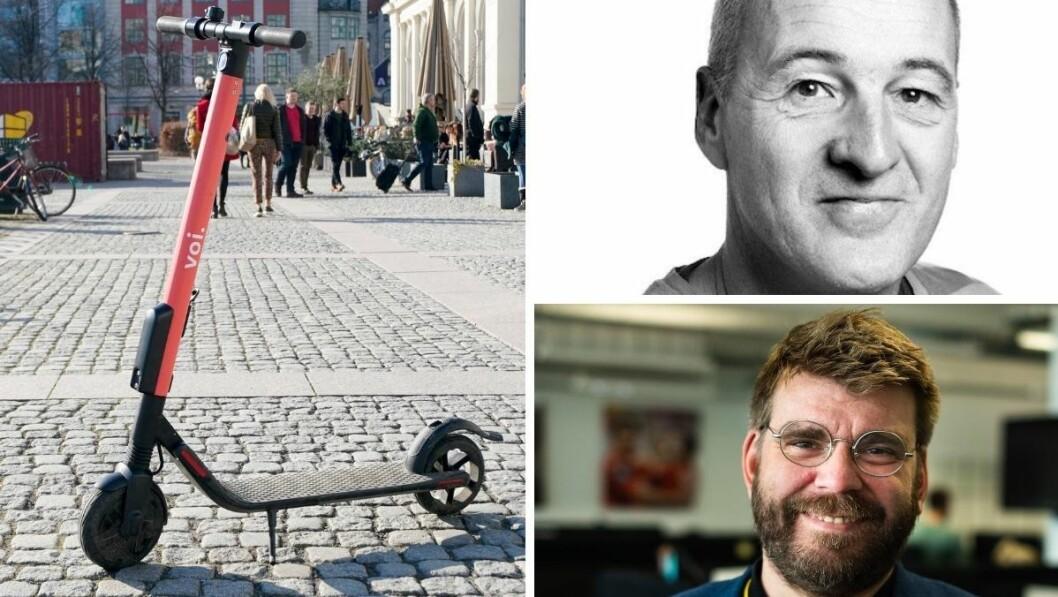 Sparkesykler, eller løperhjul om du vil, er blitt et vanlig syn i mange av Norges største byer det siste året.