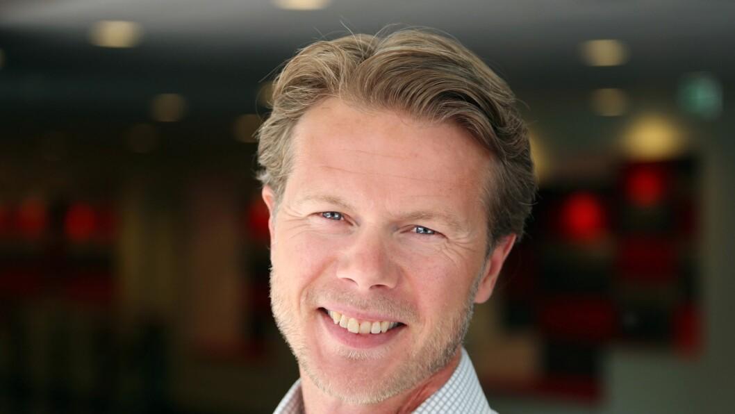 Morten Johannessen er Discoverys nye sportsdirektør.