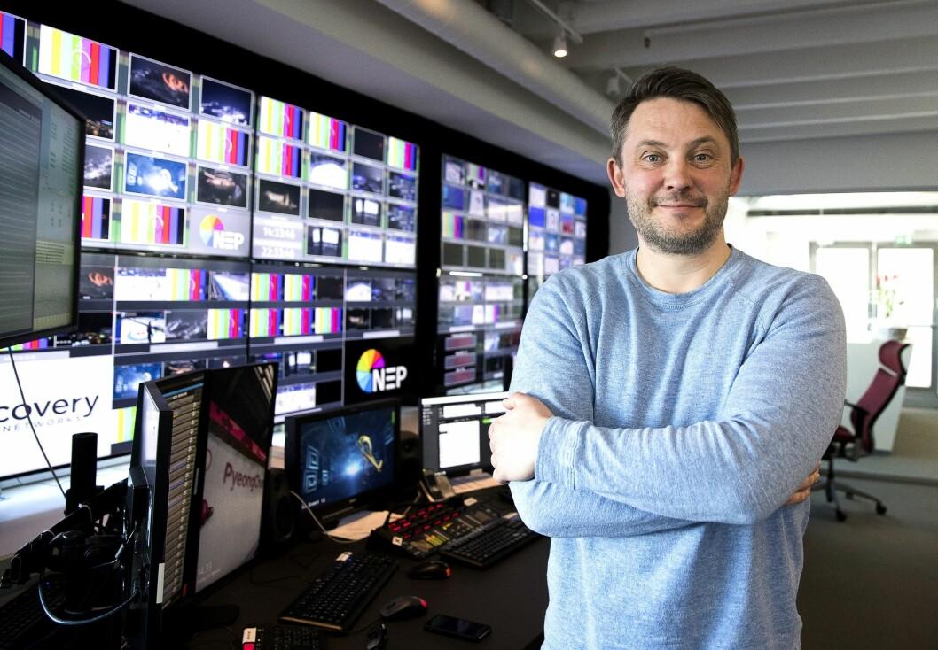 Eirik Koren blir editorial manager og kommentator for Eurosport og Discovery.
