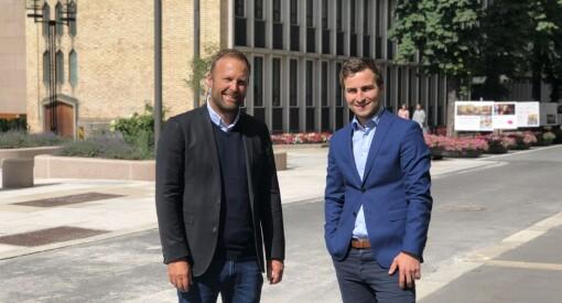 Markus Weierud (29) forlater Høyre - er klar for Try Råd