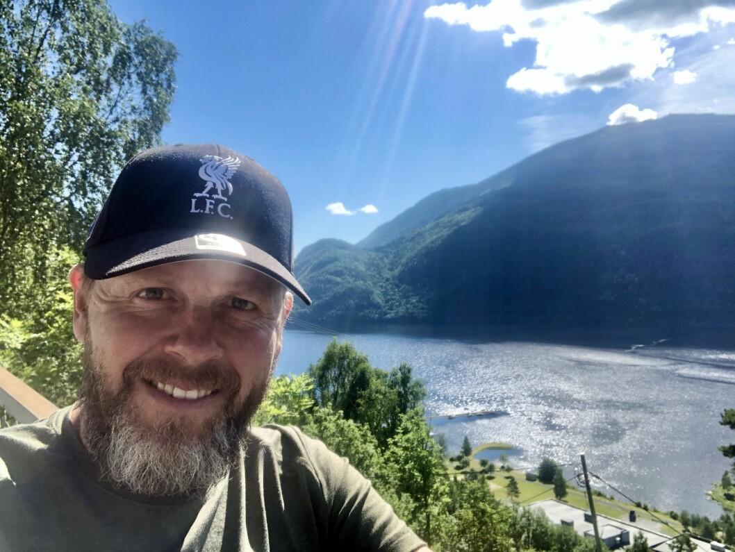 Redaktør Torgeir Lorentzen i Gjengangeren svarer på dagens «sommerprat».