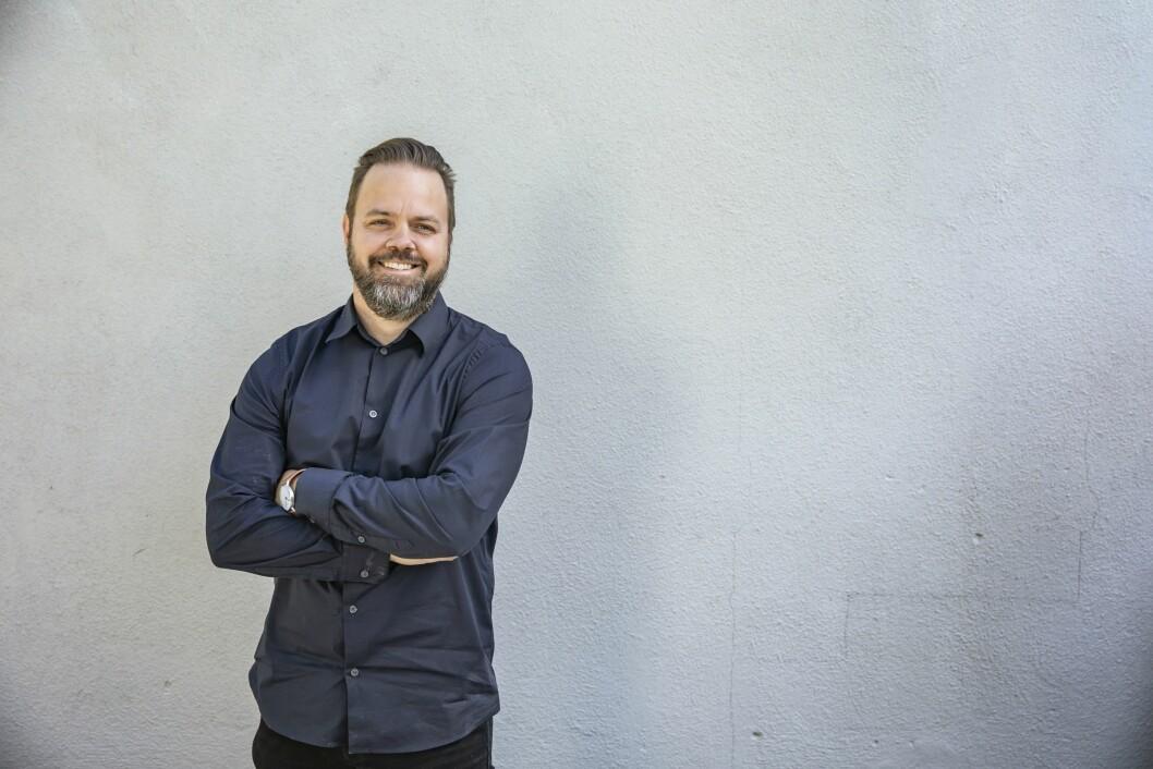 Christian Raae blir byråleder for Oktan Oslo.