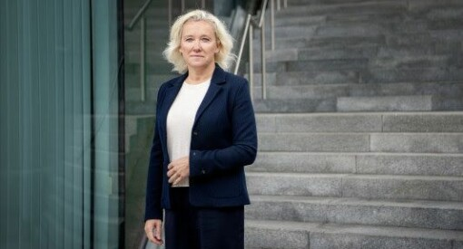 Helga (48) er NHSTs nye konserndirektør for HR og organisasjon