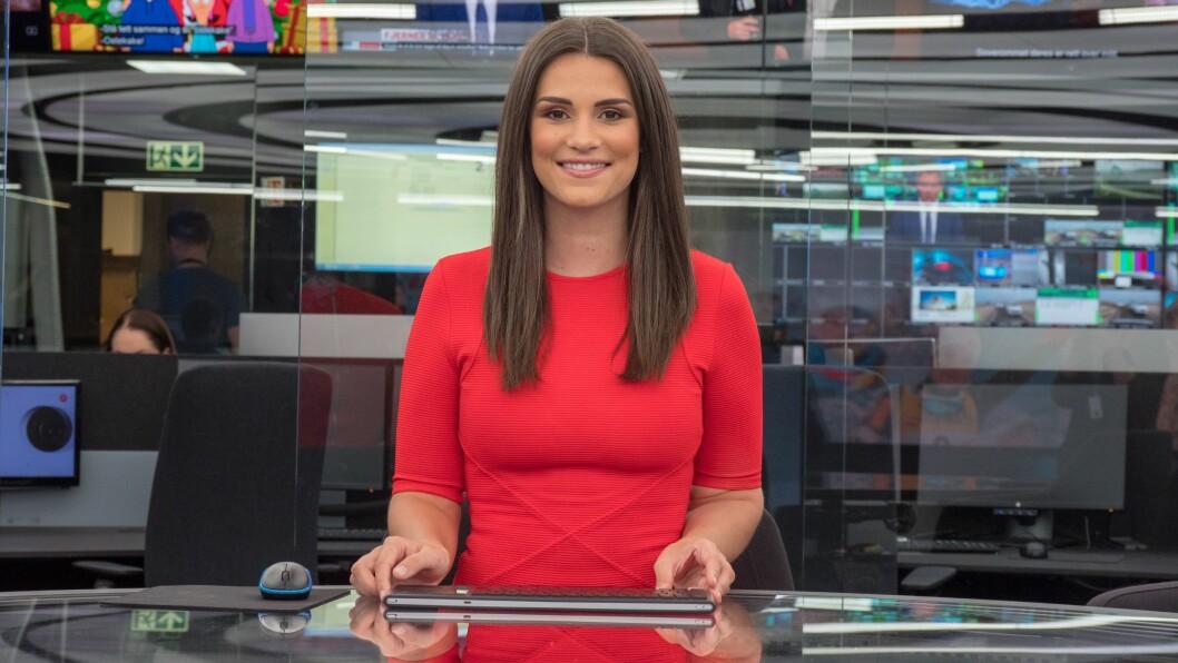 Ingrid Halstensen har vært TV 2s fotball-korrespondent i Manchester de siste årene. Nå kommer TV 2-profilen tilbake til Bergen.
