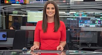 TV 2 Sportens Ingrid Halstensen flytter hjem fra England