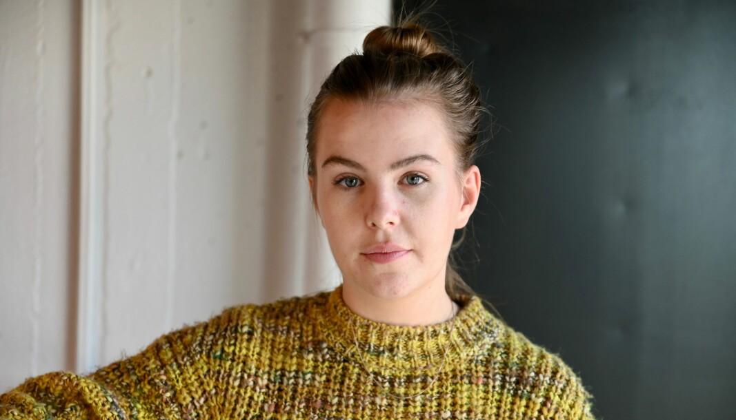 Selma Moren, debattansvarlig i Dagsavisen.