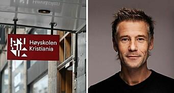 Høyskolen Kristiania tar inn flere journaliststudenter i år: – Vi blir proppfulle