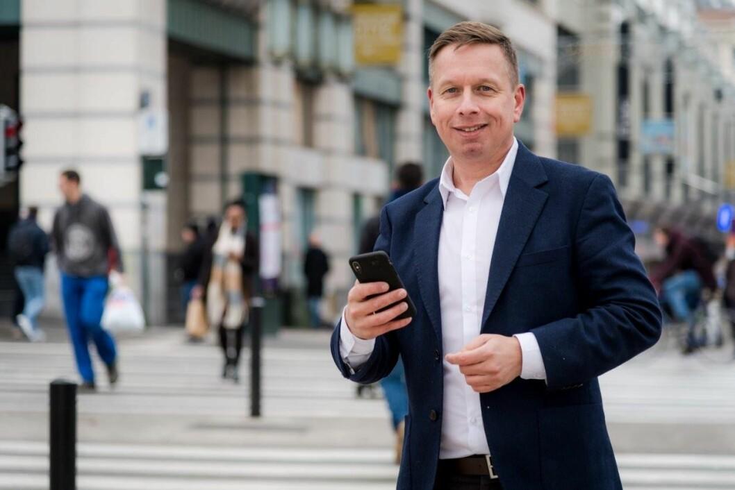 Øystein Solvang har fått ny jobb i Norsk pasientskadeerstatning.