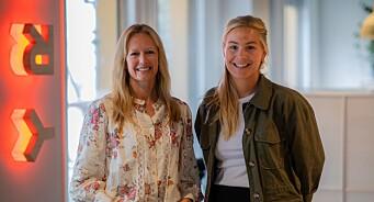 Ingrid Almås begynner i TRY Innhold